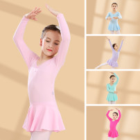 Children's performance clothes female Iron arrow Class B practice Cotton 91% others 9% other 2 years old, 3 years old, 4 years old, 5 years old, 6 years old, 7 years old, 8 years old, 9 years old, 10 years old, 12 years old, 13 years old, 14 years old Winter of 2019 princess
