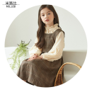Dress brown female M · nollby / milubi 110cm 120cm 130cm 140cm 150cm 160cm Other 100% spring and autumn other Class A 5 years old, 6 years old, 7 years old, 8 years old, 9 years old, 10 years old, 11 years old, 12 years old, 13 years old, 14 years old Chinese Mainland Guangdong Province Dongguan City