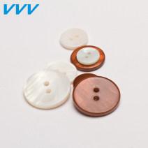 Button VVV Coffee 10, white 10 9mm 10mm 15mm 20mm 11.5mm 13mm 23mm 25mm TB17