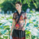 jacket Summer 2020 S M L XL XXL XXXL Decor Chinese Classics Over 35 years old silk Mulberry silk 100% Pure e-commerce (online only)
