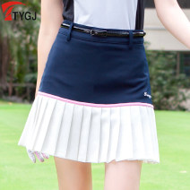 Golf apparel navy blue XS,S,M,L,XL,XXL female TTYGJ shorts T92 women's skirt