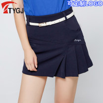 Golf apparel XSSMLXLXXL White orange navy blue rose pink can be customized LGOG, please contact customer service for details Female TTYGJ shorts DQ-019 Summer of 2018