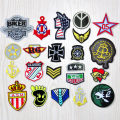 Cloth stickers Embroider solid Others Badge suit 6