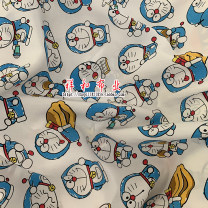 Fabric / fabric / handmade DIY fabric cotton A2535 half meter price, note: 1 meter need to shoot 2 pieces Loose shear piece Cartoon animation printing and dyeing clothing Japan and South Korea Baihuifu 100% A2535 Shanghai Shanghai Chinese Mainland