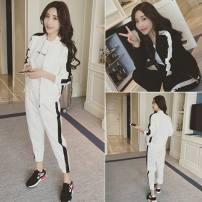 Casual suit Autumn 2020 White, black S,M,L,XL,XXL