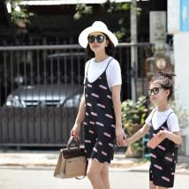 Dress goods in stock GUEANOR female Other 100% summer Korean version Skirt / vest cotton