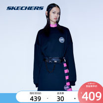 Sportswear / Pullover XS (adult) s (adult) m (adult) l (adult) XL (adult) XXL (adult) XXXL (adult) SKECHERS / SKECHERS Snow White / 00qf carbon black / 0018 For men and women L420U128 Socket Crew neck Winter 2020 Brand logo Sports & Leisure keep warm yes