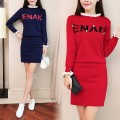 Fashion suit Autumn 2020 S,M,L Navy, red, black 25-35 years old