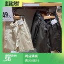 Casual pants Others Fashion City Black, camel, light beige, dark olive S,M,L,XL Shorts (up to knee) Other leisure Straight cylinder ZZ437304 2021