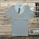 T-shirt Fashion City Light gray, apricot yellow routine M / 165 or 160 is not thin, L / 170 or 1165 is not thin Others Short sleeve Shirt collar standard daily summer routine Youthful vigor other cotton 80% (inclusive) - 89% (inclusive)