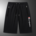 Casual pants Said the champion Fashion City Shorts gjs0027 black, shorts gjs0023 black, shorts gjs0025 black, shorts gjs00126 black, shorts gjs00127 black, shorts gjs00129 black M,L,XL,2XL,3XL,4XL,5XL routine Pant Other leisure Self cultivation get shot GJS0027 summer youth 2020 Medium low back nylon
