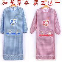 apron Sleeve apron antifouling Korean version other Personal washing / cleaning / care Average size public yes Cartoon