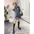 Fashion suit Spring 2021 S,M,L navy blue 25-35 years old Fashion 96% and above cotton