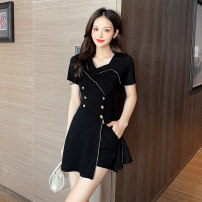 Fashion suit Summer 2021 S M L XL XXL black 18-25 years old Ryukura 9209# Other 100% Offline only (only offline o2o sales)