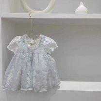 Dress Blue Lolita skirt female Other / other 80cm,90cm,100cm,110cm,120cm,130cm Other 100% summer princess other A-line skirt 18 months, 2 years old, 3 years old, 4 years old, 5 years old, 6 years old, 7 years old, 8 years old, 9 years old, 10 years old, 11 years old, 12 years old