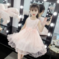 Dress White, light pink, pink purple female Bad little treasure 110cm (110 yards [recommended height 95-105cm, 120cm (120 yards [recommended height 105-115cm, 130cm (130 yards [recommended height 115-125cm, 140cm (140 yards [recommended height 125-135cm, 150cm (150 yards [recommended height 135-145cm