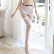Dress Winter of 2019 White skirt + t-pants + white stockings Average size 90-120 Jin Other / other