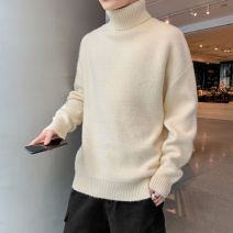 T-shirt / sweater Others other L,M,XL,XXL,XXXL Socket Crew neck Long sleeves leisure time Solid color