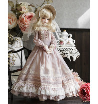 BJD doll zone other 1/4 Over 14 years old goods in stock violet 1/4,1/3