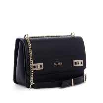 Bag The single shoulder bag Artificial leather Small square bag Other / other brand new European and American fashion Small leisure time hard Magnetic buckle no Solid color Single root One shoulder cross Yes youth Horizontal square printing Chain handle synthetic leather inside pocket with a zipper