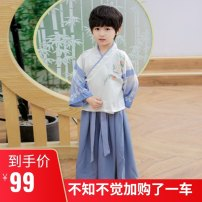 Tang costume Male, female 100,110,120,130,140,150,160 Polyester 100% male spring and autumn There are models in the real shooting routine Other / other other Class B other Cotton liner 7, 8, 14, 6, 13, 11, 5, 10, 4, 9, 12 Chinese Mainland Zhejiang Province