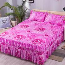 Bed cover one hundred and fifty * two hundred , one hundred * two hundred , two hundred * two hundred and twenty , one hundred and eighty * two hundred , one hundred and eighty * two hundred and twenty Plants and flowers Other / other cotton