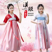 Children's performance clothes female 100cm 110cm 120cm 130cm 140cm 150cm 160cm Xingbei dog Ruskirt 02 nation Polyester 70% other 30% other 3 years old, 4 years old, 5 years old, 6 years old, 7 years old, 8 years old, 9 years old, 10 years old, 11 years old, 13 years old, 14 years old Spring 2020