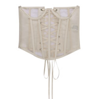 Body shaping waist cover / waist clip S,M,L Apricot, white, black, red, pink Other / other routine Solid color Simplicity polyester fiber autumn