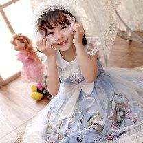 Dress female Xia Anman 100cm 110cm 120cm 130cm 140cm 150cm 160cm Other 100% summer princess Skirt / vest Cartoon animation other A-line skirt R212 Class B Summer 2021 3 years old, 4 years old, 5 years old, 6 years old, 7 years old, 8 years old, 9 years old, 10 years old, 11 years old, 12 years old