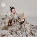 Hanfu 96% and above Spring 2020 S M L XL polyester fiber