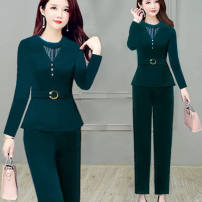 Fashion suit Spring 2021 S 90 Jin Nei m 90-100 Jin l 100-110 Jin XL 110-120 Jin 2XL 120-130 Jin 3XL 130-140 Jin 4XL 140-150 Jin 5XL 150-170 Jin Fajuemong 96% and above Other 100% Pure e-commerce (online only)
