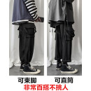 Casual pants Others Youth fashion 1288 ﹥ overalls, 1288 ﹥ blue stripes, 1288 ﹥ black and white stripes, 1288 ﹥ black suit, 1288 ﹥ white suit, 1297 suit, 1288 English white suit, 1288 English black suit, 1288 comic man smoking white suit Plush and thicken Ninth pants Other leisure easy No bullet youth