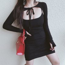 Dress Winter 2020 Black, blue, white S, M