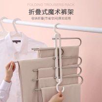 Pants rack no Wardrobe / cloakroom public Nordic style Macarone