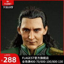 Military personnel zone Movie series Over 14 years old FLAGSET  Pre sale QT-2001  other QT-2001  Head carving Pre sale full price smile Rockie hair implant