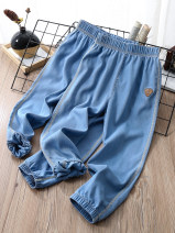 trousers Other / other male Sign code 110 refers to height 110cm, sign code 120 refers to height 120cm, sign code 130 refers to height 130cm, sign code 140 refers to height 140cm, sign code 150 refers to height 150cm, sign code 160 refers to height 160cm spring and autumn trousers leisure time Jeans