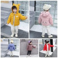 Cotton padded jacket neutral No detachable cap Down cotton routine Zipper shirt Korean version There are models in the real shooting other other Class C Hood Polyester 100% Cotton liner Polyester 100% Winter 2020 winter Chinese Mainland Jiangxi Province Jiujiang City