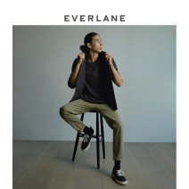 shirt Fashion City EVERLANE S M L XL XS XXL routine Button collar Long sleeves Self cultivation go to work Cotton 100% Autumn of 2019