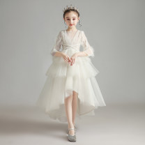 Children's dress female Princess Zizi full dress Z331 Class B Polyester 100% Summer 2020 2 years old, 3 years old, 4 years old, 5 years old, 6 years old, 7 years old, 8 years old, 9 years old, 10 years old, 12 years old, 13 years old, 14 years old princess