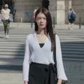 Fashion suit Summer 2020 S,M,L,XL White, black 51% (inclusive) - 70% (inclusive) polyester fiber