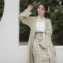 Hanfu 96% and above Summer 2020 S M L polyester fiber