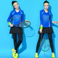 Badminton wear female Bigger, XL, l, m, XXL, XXXL Beautiful and cool Lower garment