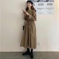 Women's large Spring 2021 Picture color S M L XL singleton  0729# Weibordan 18-24 years old 81% (inclusive) - 90% (inclusive) Triacetate fiber (triacetate fiber) 100% Pure e-commerce (online only)