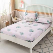Bed cover Plants and flowers Other / other cotton Qualified products O26389