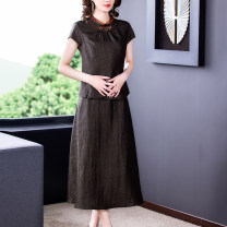 Fashion suit Spring 2021 L XL 2XL 3XL 4XL Over 35 years old Xirusa Mulberry silk 30% others 70% Pure e-commerce (online only)