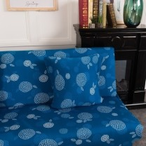 Sofa cover / towel 120-155cm, 160-190cm and 190-210cm respectively Sofa cover (covering the whole sofa) Countryside Plant, flower, stripe, lattice, other / other Double seat sofa Other / other H104