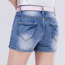 Jeans Spring 2021 Blue 718 happiness flower, 722 peony, 525 breasted, 505 wave edge It is about 93 Jin for 261 feet 9, 98 Jin for 272 feet, 105 Jin for 282 feet 1, 113 Jin for 292 feet 2, 120 Jin for 302 feet 3, 130 Jin for 312 feet 4, 140 Jin for 322 feet 5 and 150 Jin for 332 feet 6 shorts