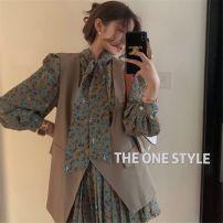 Square Dance Dress M,L,XL,2XL,3XL,4XL Single vest-d9j, single dress-75i Long sleeves