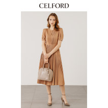 Dress Autumn of 2019 36 38 Mid length dress 18-24 years old CELFORD More than 95% other Other 100%