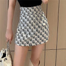 shirt White black L XL 2XL 3XL 4XL Summer 2021 other 96% and above Sleeveless commute Short style (40cm < length ≤ 50cm) other Solid color 18-24 years old High waist type Sonryton Korean version Other 100% Pure e-commerce (online only)